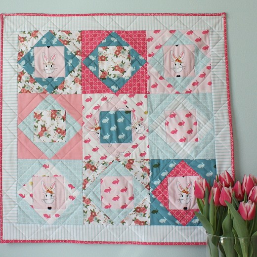 Riley Blake Wonderland Quilt