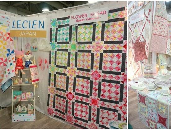 Lecien Quilt Market 2016