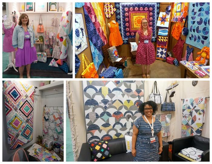 New Designers quilt Market 2016