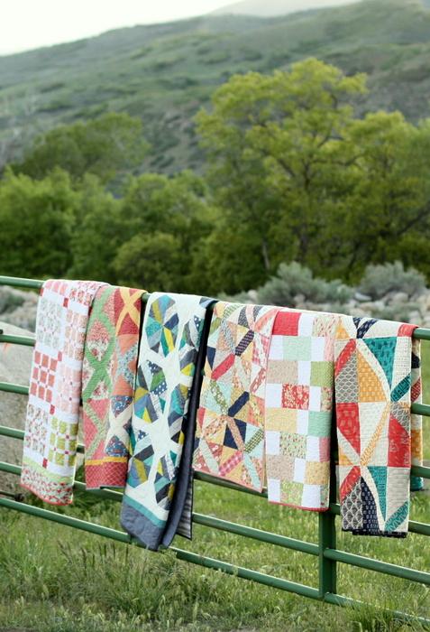 Pre-cut Quilt Patterns - Amy smart
