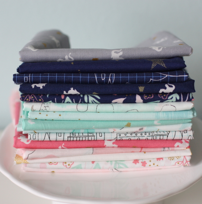 Sarah Jane Magic Fabric