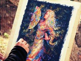 Pintor.