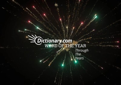 Dictionary.com's List of Every Word of the Year - Everything After Z