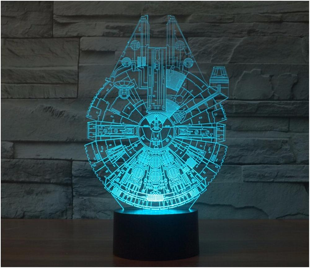 Prodigious Millennium Falcon Star Wars Lamp Know I Wanted That Star Wars Lamp Shade Ikea Star Wars Lamp Disney baby Star Wars Lamp