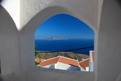 Nisyros | Blick auf Tilos