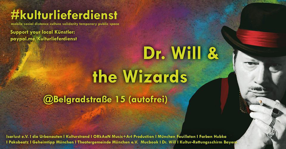 Kulturlieferdienst Dr. Will & The Wizards