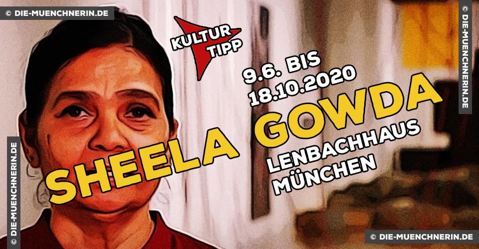Sheela Gowda Lenbachhaus