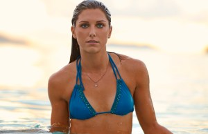 Alex Morgan 50th anniversary SI