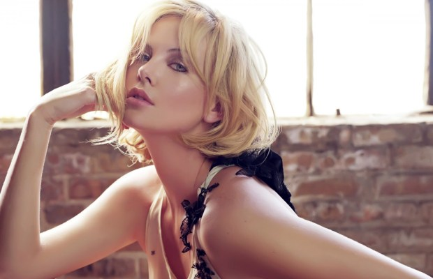 Charlize Theron Diehard Beauty
