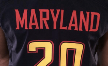 maryland new bball uniforms