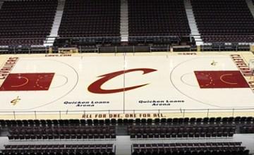 Cavaliers court