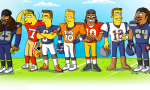 NFL Simpsons