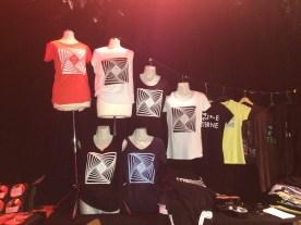 Die Shirt-Kollektion 2014.