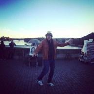Instagram, Frank in Prag
