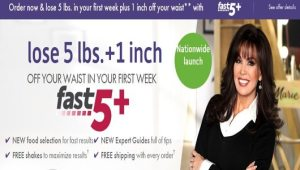 Nutrisystem Turbo 10 My Way Success Diet Food Weight Loss Programs