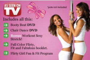 Flirty Girl Fitness Dance Off the Pounds