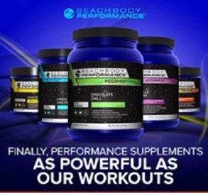 Beachbody Performance Premium Workout Supplements