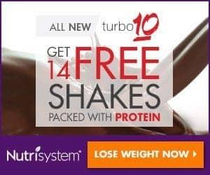 14 Free Nutrisystem Protein Shakes