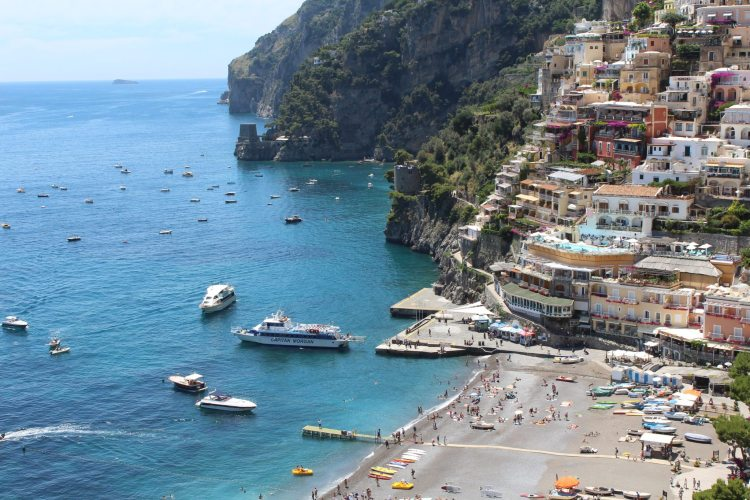 Italy Recap #1: Naples, Pompeii, and Positano