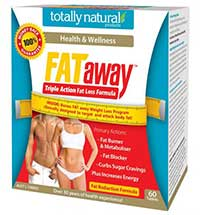 Fat Away - Triple Action Fat Burner