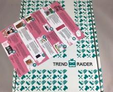 """Die Trendraider Box Oktober """"Sweet Home"""""""