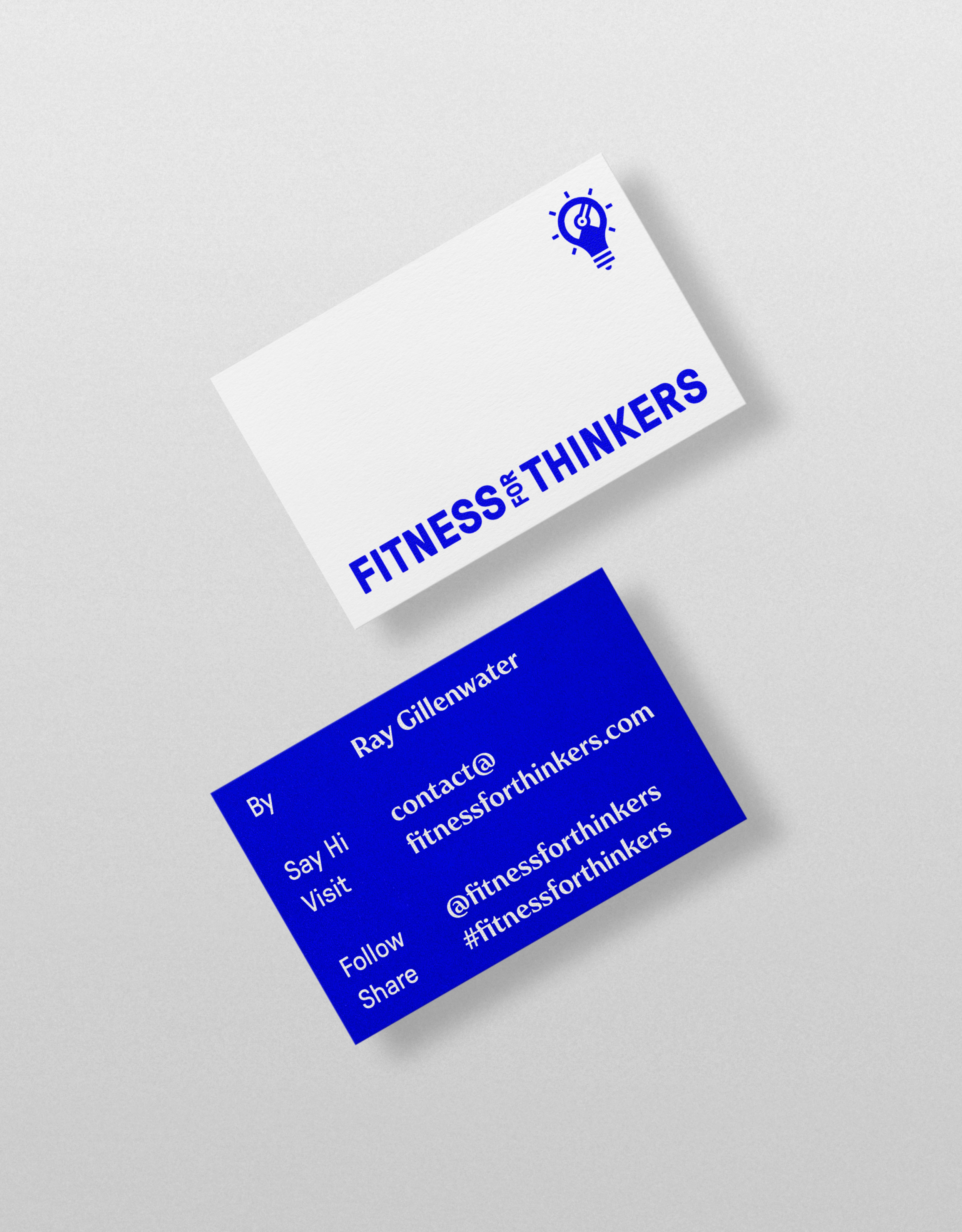Diferente — Fitness for Thinkers