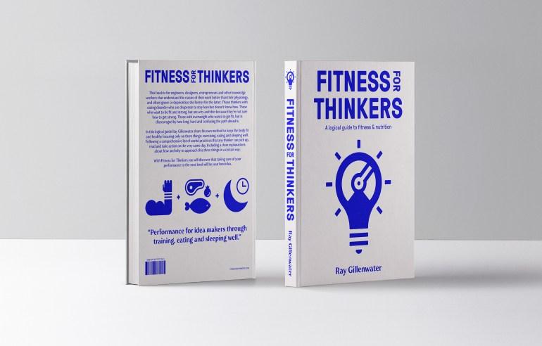 Diferente_FitnessForThinkers_BookCoverPerspective
