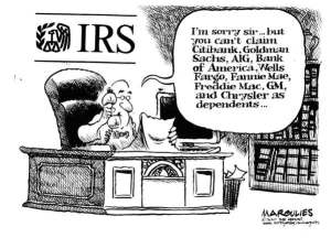 IRS taxing