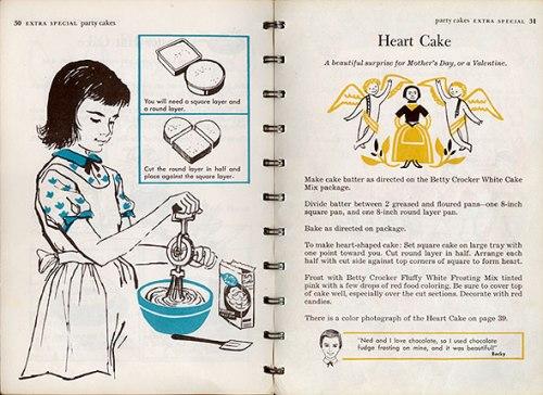 Rezept Muttertagstorte (Herztorte)