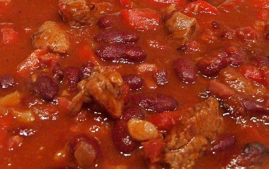 Das echte Chili con Carne 2.0