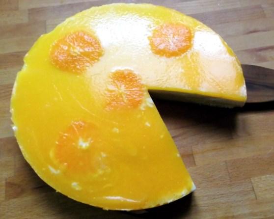 Mandarinen-Frischkäse-Torte