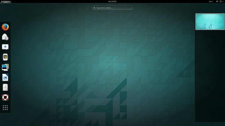 GNOME 3.10