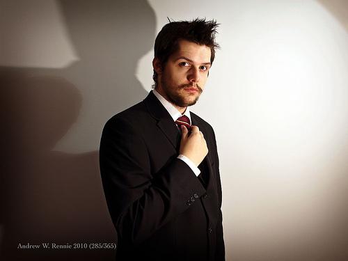 Suit Up! (286/365) by Andy Rennie (andrewrennie)