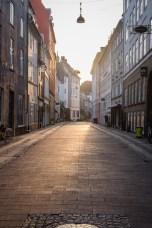 Early Morning in Copenhagen