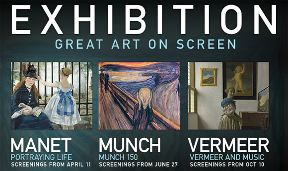 Exhibition - Great Art on Screen