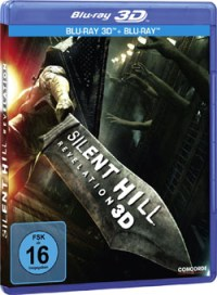 Silent Hill - Revelation 3D- Cover- Blu-ray 3D