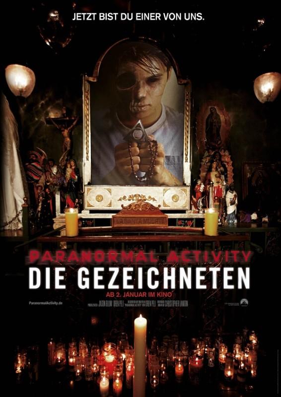 Paranormal-Activity-Die-Gezeichneten-Poster
