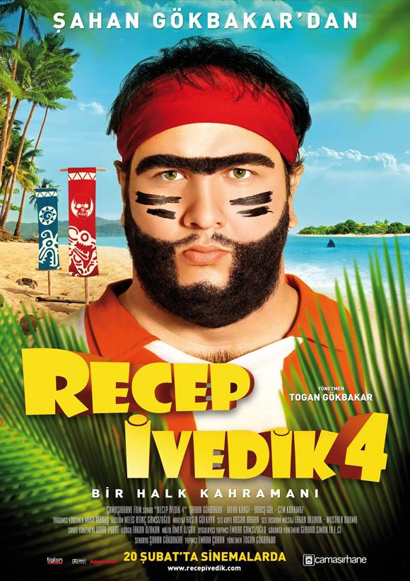Recep Ivedik 4 -Plakat