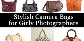 Girly Camera Bags