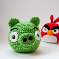 angry birds green pig