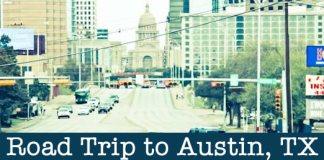 road trip to austin texas