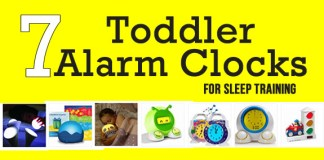 Clocks for toddlers