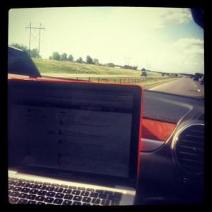 wifi in the car