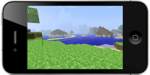 Play Minecraft Mobile with Minecraft Pocket