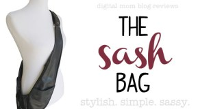 Introducing the Sash Bag