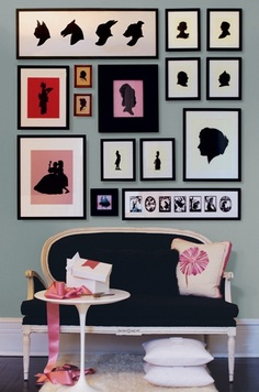 silhouette-photo-wall