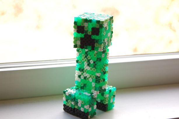 minecraft creeper craft