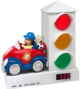 Toddler Clock to Help Sleeping