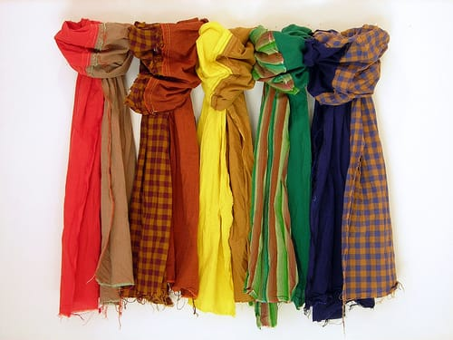 How to Tie a Scarf 25 Ways!