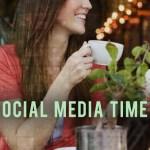 It's Social Media Time!